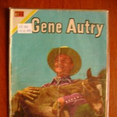 Tebeos: GENE AUTRY N° 191 - ORIGINAL EDITORIAL NOVARO. Lote 34525638