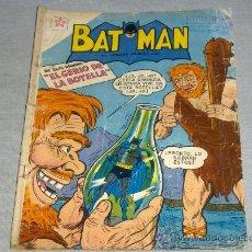 Tebeos: NOVARO BATMAN Nº 68. 1959. MUY, MUY, MUY DIFÍCIL!!!!!!!!!!!!. Lote 34554970
