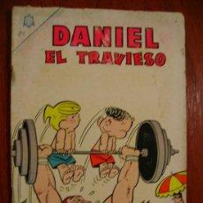 Tebeos: DANIEL EL TRAVIESO N° 14 - ORIGINAL EDITORIAL NOVARO. Lote 34557544