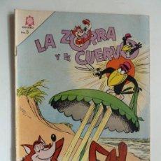Tebeos: LA ZORRA Y EL CUERVO Nº 175, AÑO 1965. Lote 34605264