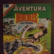Tebeos: AVENTURA Nº 2 - 920 HERCULES SIN CADENAS. Lote 151567712