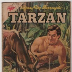 Tebeos: TARZAN # 57 - NOVARO 1956 - CON DETALLES. Lote 35117987