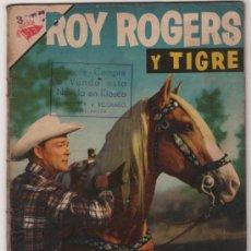 Tebeos - ROY ROGERS # 57 NOVARO 1957 BUEN ESTADO - 35120972