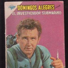 Tebeos: DOMINGOS ALEGRES , NOVARO Nº 392 ( FORMATO GRANDE ) EDITA : NOVARO 1961. Lote 19732669