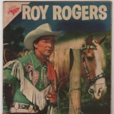 Tebeos: ROY ROGERS # 66 NOVARO 1958 BUEN ESTADO. Lote 35178669