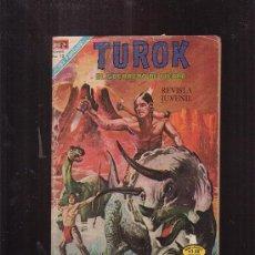 Tebeos: TUROK COMIC NOVARO, SERIE AGUILA - Nº 2 - 113. Lote 35186188