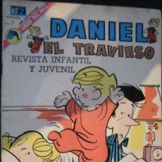 Tebeos: DANIEL EL TRAVIESO Nº 126 EDITORIAL NOVARO. Lote 35273078