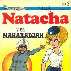 Tebeos: NATACHA Nº 2. Lote 35356849