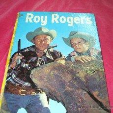 Tebeos: COMIC DE ROY ROGER , ES DE PASTA DURA Y TIENE VARIOS EPISODIOS. Lote 35375212