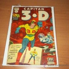 Tebeos: CAPITAN 3D LA PRENSA MEXICANA TIPO NOVARO ART. AND GUION JACK KIRBY . Lote 35473022