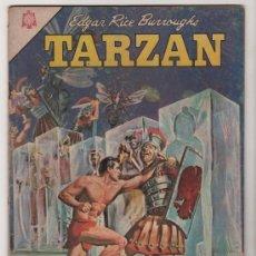 Tebeos: TARZAN # 170 TARZAN & LAS CAVERNAS HELADAS NOVARO 1966 MUY BUEN ESTADO. Lote 35478005