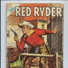 Tebeos: RED RYDER ED. NOVARO Nº 11 (SEPT 55) VER DESCRIPCION. Lote 35603695