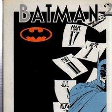 Tebeos: BATMAN 2, GRANDES HÉROES DEL COMIC, BIBLIOTECA EL MUNDO. Lote 35630578