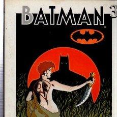 Tebeos: BATMAN 3, GRANDES HÉROES DEL COMIC, BIBLIOTECA EL MUNDO. Lote 35630584