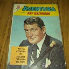 Tebeos: AVENTURA PRES. BAT MASTERSON SERIE DE TV DAN BARRY WESTER. Lote 35796495