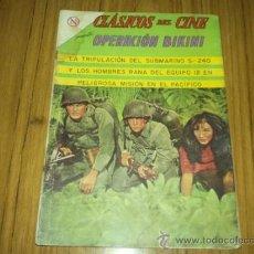 Tebeos: CLASICOS DEL CINE Nº 109 --OPERACION BIKINI-GUERRA COMEDIA FILM-CINE. Lote 35797175