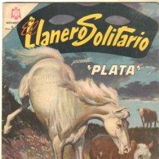 Tebeos: EL LLANERO SOLITARIO Nº 145 AÑO 1965 PLATA. Lote 36003887