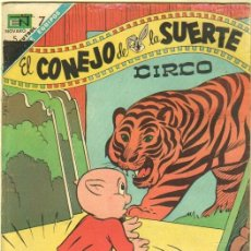 BDs: EL CONEJO DE LA SUERTE Nº 280 NOVARO 1968. Lote 36004149