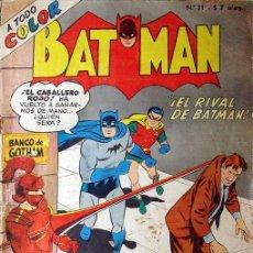 Tebeos: BATMAN // FLASH // EDITORIAL MUCHNIK/INÈDITAS EN EDITORIAL NOVARO/REIMPRESIONES DE EXCELENTE CALIDAD. Lote 36039116