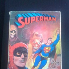 Tebeos: SUPERMAN. TOMO XXXII. 1975. EDITORIAL NOVARO, LIBRO COMIC.. Lote 148956005