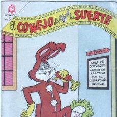 Livros de Banda Desenhada: EL CONEJO DE LA SUERTE Nº 218 EDI. NOVARO 1965. Lote 36118833
