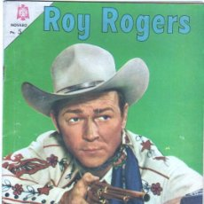 Tebeos: ROY ROGERS Nº 167 EDI. NOVARO 1965. Lote 36118853