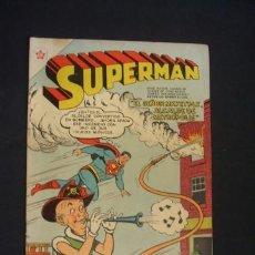 Tebeos: SUPERMAN - Nº 65 - DICIEMBRE 1955 - NOVARO - - . Lote 36158326