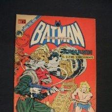 Tebeos: BATMAN - Nº 691 - 19 JULIO 1973 - NOVARO - . Lote 36166151