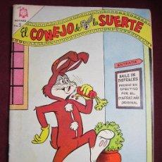 Tebeos: EL CONEJO DE LA SUERTE Nº 218. 1965. NOVARO. Lote 36458875