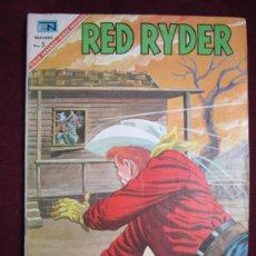 Tebeos: RED RYDER Nº 152. LA CARTA ACUSADORA. FRED HARMAN. AVENTURA CASTORCITO. 1967. NOVARO. Lote 36471264