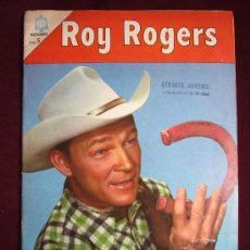 Tebeos: ROY ROGERS Nº 159. NOVARO. 1965. TEBENI. Lote 36471527