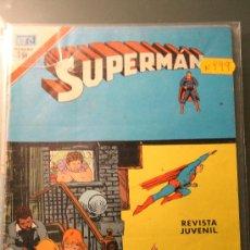 Tebeos: SUPERMAN 999 NOVARO. Lote 36792899