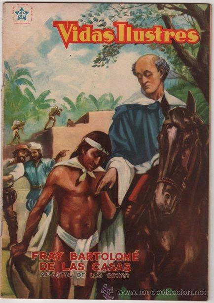 Tebeos: CINCO VIDAS ILUSTRES SAN MARTIN, DREYFUS NOVARO QUEROMON 1950´S 160 PAG LEYENDAS AMERICA # 2 BUEN ES - Foto 4 - 36839162