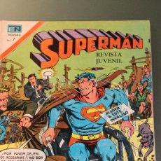 Tebeos: SUPERMAN 855 NOVARO. Lote 36912288