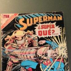 Tebeos: SUPERMAN 852 NOVARO. Lote 36912388
