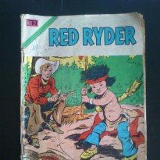 Tebeos: RED RYDER N° 328 NOVARO 1974. Lote 36774321