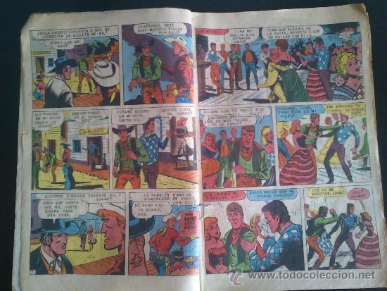 Tebeos: RED RYDER N° 328 NOVARO 1974 - Foto 4 - 36774321