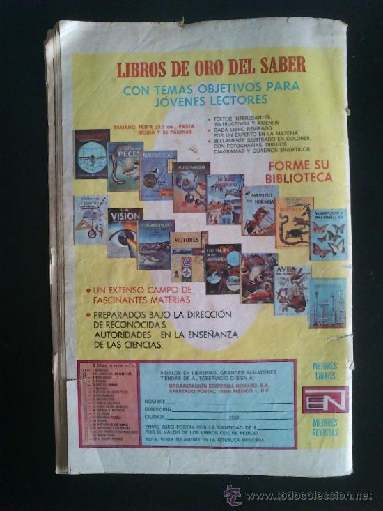 Tebeos: RED RYDER N° 328 NOVARO 1974 - Foto 7 - 36774321
