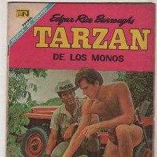 Tebeos: TARZAN # 198 NOVARO 1968 RON ELY EN TAPA - FUTBOL: AMERICA, LEON, ORO & TOLUCA BUEN ESTADO. Lote 37227956