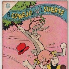 Tebeos: EL CONEJO DE LA SUERTE # 226 NOVARO 1965 - IMPECABLE. Lote 37357891