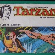 Tebeos: TARZAN EL REY DE LA JUNGLA Nº 6. Lote 37406491