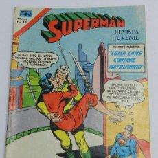 Tebeos: SUPERMAN, SERIE AGUILA NUM. 2-1062, MAYO DE 1976, LUISA LANE. Lote 38217131