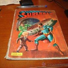 Tebeos: SUPERMAN LIBRO COMIC NOVARO TOMO 9. Lote 38299505