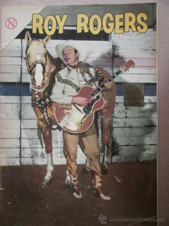 ROY ROGERS # 139 NOVARO MEXICO 1964 (Tebeos y Comics - Novaro - Roy Roger)