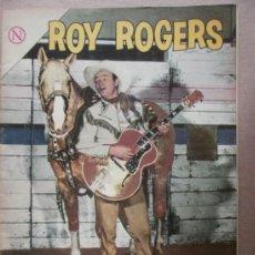 Tebeos: ROY ROGERS # 139 NOVARO MEXICO 1964. Lote 38472720