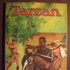 Tebeos: TARZAN - LIBRO COMIC NOVARO - TOMO XLIV. Lote 130447439