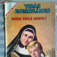 Tebeos: VIDAS EJEMPLARES- Nº 235 -1966-MADRE PAULA MONTALT- MUY INTERESANTE. BUEN ESTADO- LEAN-0437. Lote 38644230