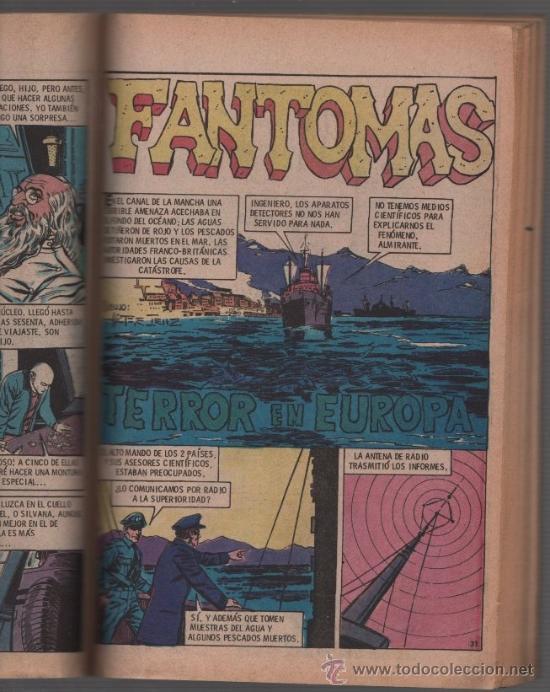 Tebeos: FANTOMAS NOVARO 1980 JANE FONDA LAS MEJORES AVENTURAS 144 PAGINAS TAPAS DURAS EXCELENTE - Foto 5 - 38680611