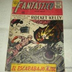 Tebeos: FANTASTICO PRES. BLUE BATLE N80 ESCARABAJO AZUL 1944 REPRIM EDITOR SOL. Lote 38713406