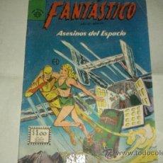 Tebeos: FANTASTICO PRES. EL HOMBRE BALA Y LA MUJER EDITOR SOL MEXICO. Lote 38714490